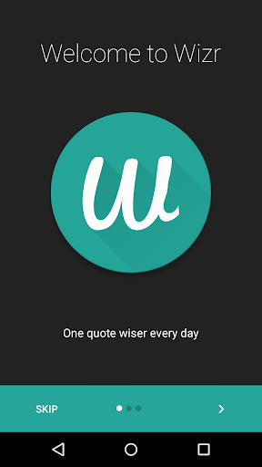 Wizr Daily Quotes