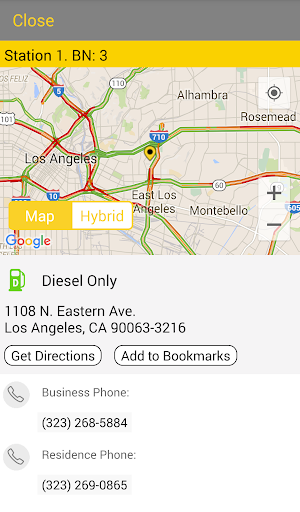 LACoFD Fire Station Directory hack tool