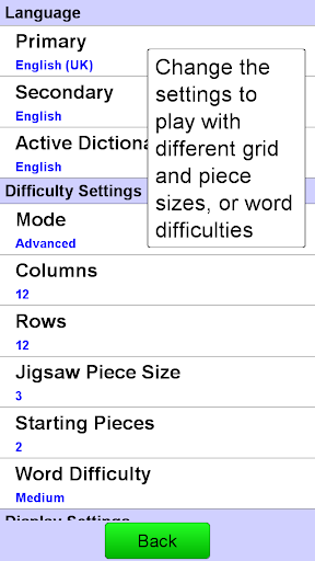 Puzzle Word moddedcrack screenshots 3