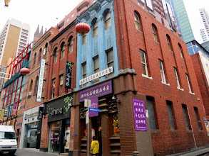 Photo: Melbourne - Chinatown (Little Bourke St.)