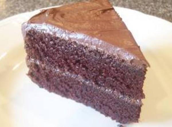 Perfectly Chocolate Chocolate Cake Recipe