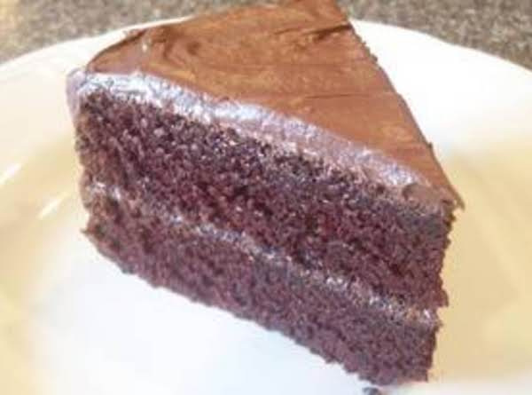 Perfectly Chocolate Chocolate Cake Recipe