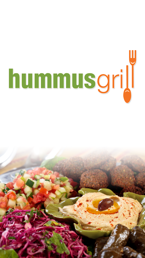Hummus Grill- screenshot