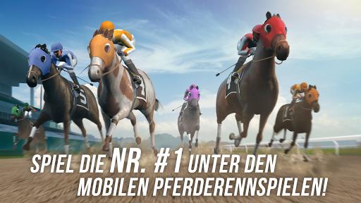 Photo Finish Horse Racing APK MOD screenshots 1
