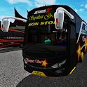 Mod BUSSID : Bus Jetbus 2+ HD Livery Sempati Star icon