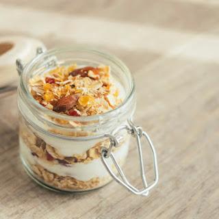 Breakfast in a Jar.