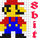 8bit Painter - Pixel Painter 1.34 APK Herunterladen