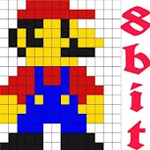 8bit Painter - Pixel Painter