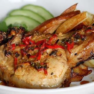 Pork Chops in a Spicy Marinade Recipe