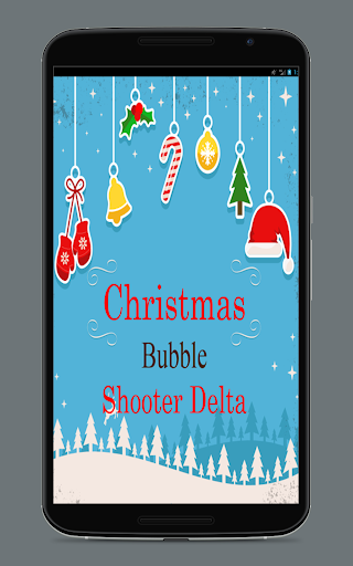 Christmas Bubble Shooter Eve