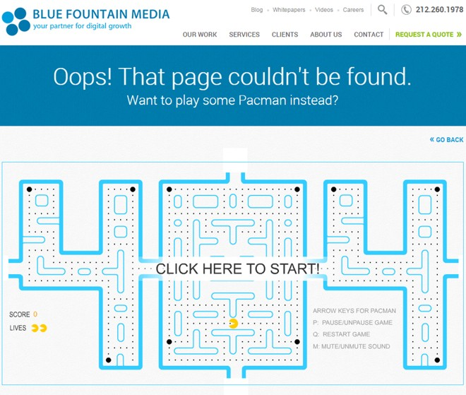 Blue Fontain Media
