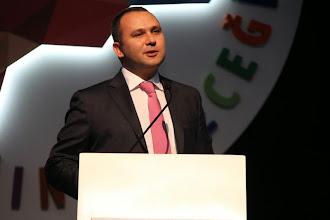 Photo: Açılış konuşmasınıFütüristler Derneği Başkanı ve Orijinal Şirketleri Kurucu Ortağı Sn. Murat Şahin yaptı.