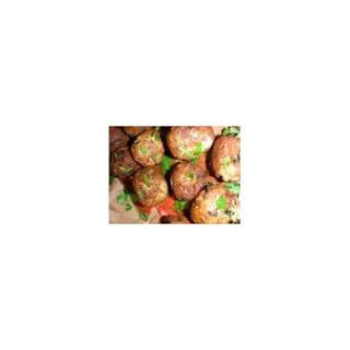 Mackerel Fritters