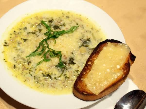 Zuppa Toscan