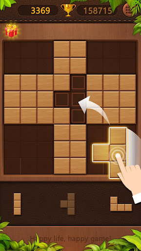 Block Puzzle 2020u00a0& Jigsaw puzzles apkpoly screenshots 4