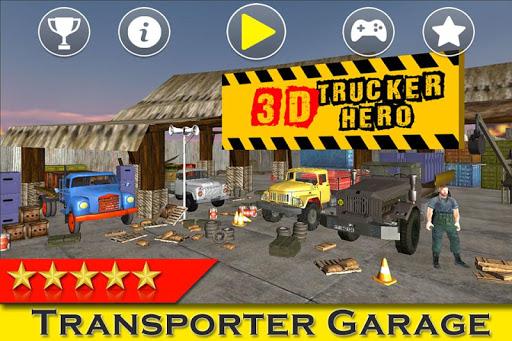 Trucker Hero - 3D Game