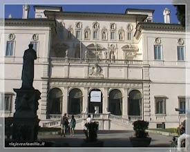 Photo: Galeria Borghese ( Roma ) http://www.viajesenfamilia.it/
