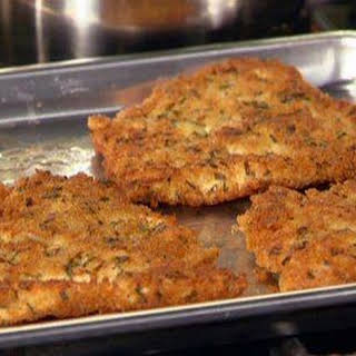 Breaded Chicken Cutlets Without Eggs Recipes.