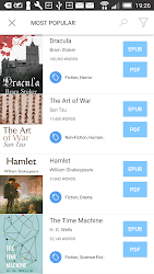 Bookari Lector Ebook Premium v4.2.1 APK 8
