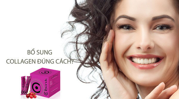 CBINK với thành phần là collagen giúp làm đẹp da, ngăn ngừa lão hóa và giúp tăng vòng 1 tự nhiên - Ảnh 2