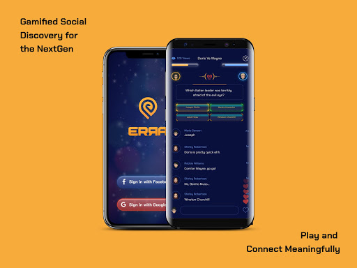 Erra Social 1.0 screenshots 1