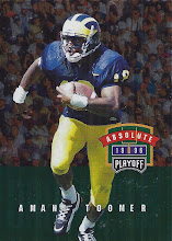 Photo: Amani Toomer 1996 Absolute RC