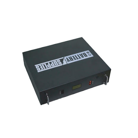 BMS-modul med kabel för e-serien LiFePo4 batterier