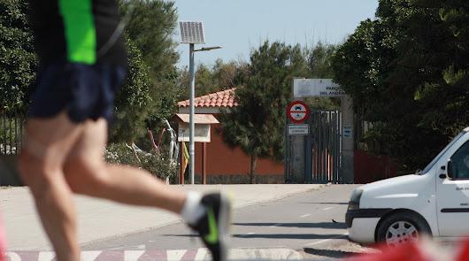 La batalla de las Termópilas llega a Almería con una carrera extrema