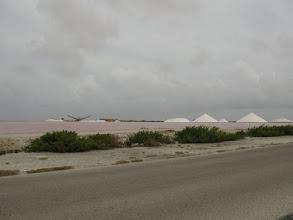 Photo: salt production