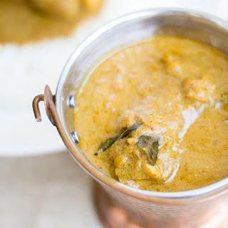 Spicy Kongunad kozhi Kuzhambu / Chicken Curry/Kurma