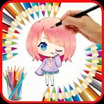 Chibi Coloring Book Characters 1.0.0