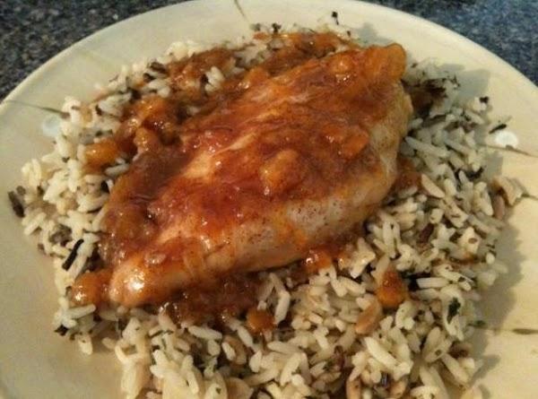 Cinnamon Orange Chicken Recipe