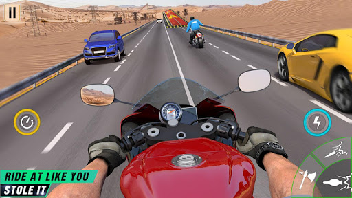 Crazy Bike Attack Racing New: Motorcycle Racing 3.0.02 screenshots 2
