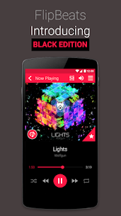 FlipBeats – Best Music Player v1.1.26 [Pro] [Mod] 1