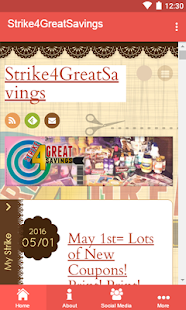 Strike4GreatSavings- screenshot thumbnail