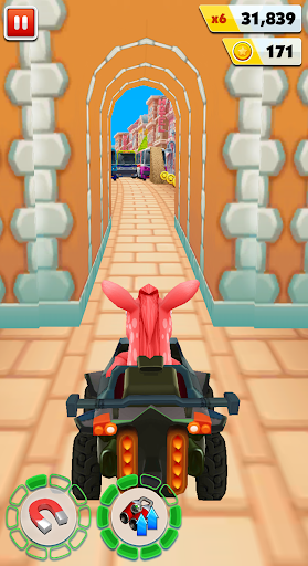 Pony Craft Unicorn Car Racing - Pony Care Girls 1.0.11 screenshots 7