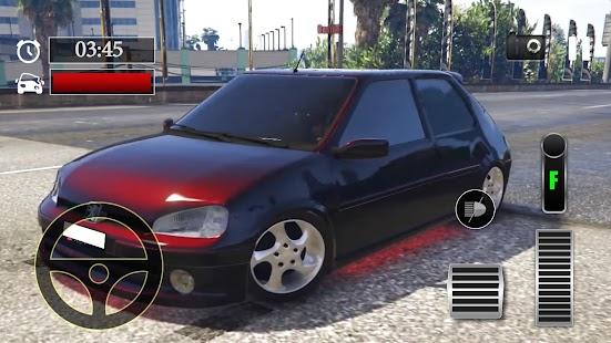 Car Parking Peugeot 106 Simulator - náhled