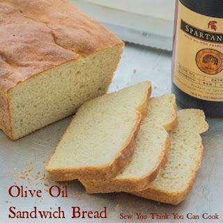 Olive Oil Sandwich Bread