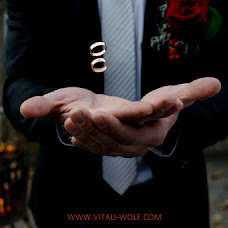 Wedding photographer Viatli Wolf (Vispire). Photo of 24.03.2017