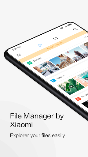 File Manager by Xiaomi: release file storage space Apk apps 1