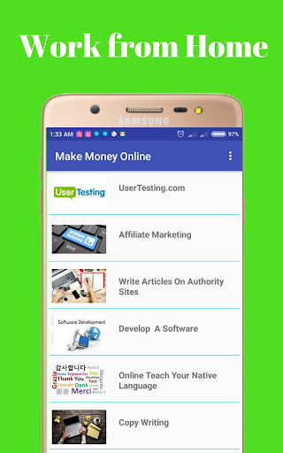 Make Money Online screenshots 2