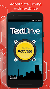 TextDrive - Autoresponder / No Texting App- screenshot thumbnail