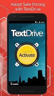 TextDrive - Auto responder / No Texting App - náhled