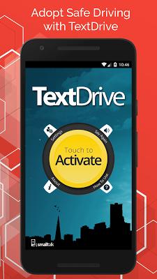 No Texting While Driving - screenshot
