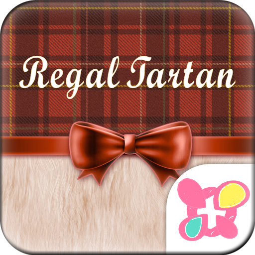 Cute Wallpaper Regal Tartan Icon