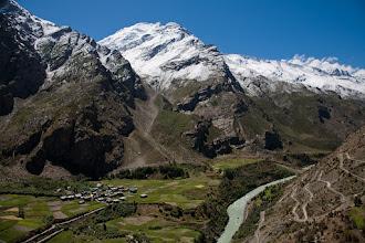 Photo: Hoozer, owner of Hoozer's Café, Patseo, Manali-Leh Highway, Himachal Pradesh, Indian Himalayas