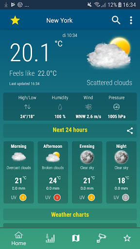 World Weather: Local Forecast | Rain Radar Apk 1