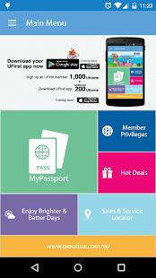 UFirst Perodua Passport - náhled