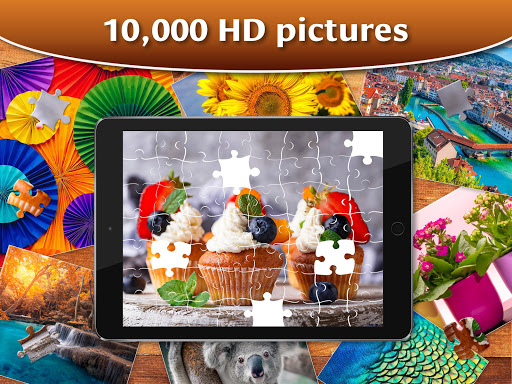 Jigsaw Puzzle Collection HD screenshot 8