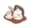 ボロ茶器セット